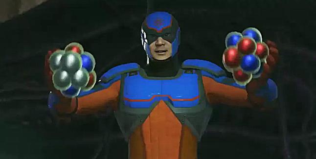 Injustice 2 Atom Banner