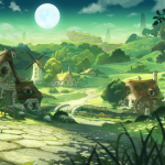 Lost Sphear Story Trailer Key Art 2