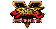 Street Fighter V Arcade Edition Logo