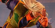 Street Fighter V Zeku Banner