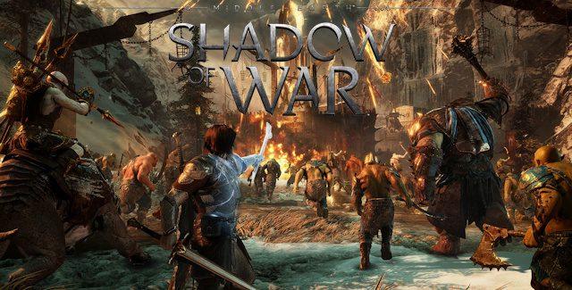 Middle-earth: Shadow of War Cheats