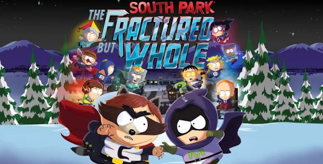 South Park: The Fractured But Whole Collectibles
