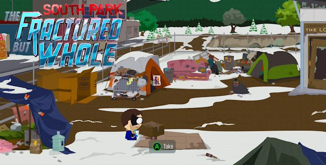 South Park: The Fractured But Whole Loot Locations Guide
