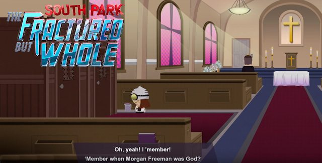 South Park: The Fractured But Whole Memberberries Locations Guide