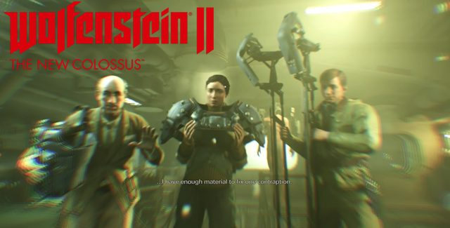 Wolfenstein 2: The New Colossus Contraptions & Upgrades Locations Guide