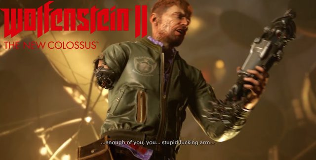 Wolfenstein 2: The New Colossus Fergus Arm Location Guide