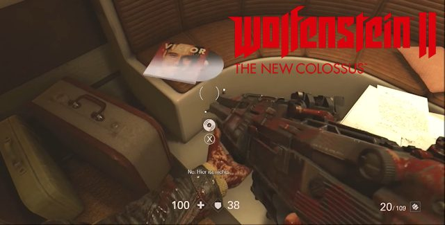 Wolfenstein 2: The New Colossus Records Locations Guide