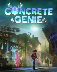 Concrete Genie Key Art
