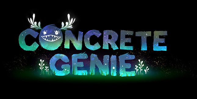 Concrete Genie Logo
