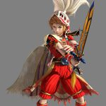 Dissidia Final Fantasy NT Render 3