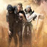 Final Fantasy XV Episode Ignis Key Visual