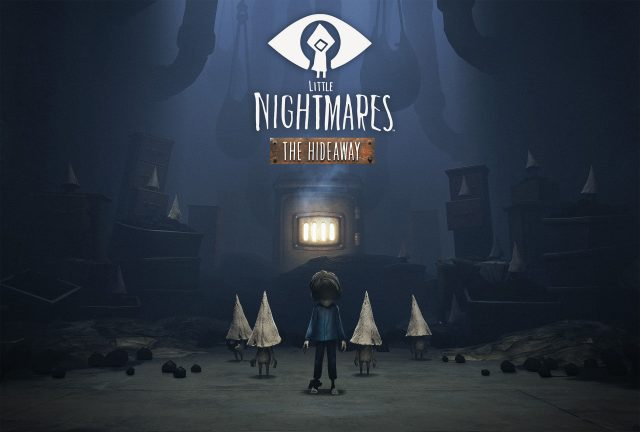 Little Nightmares DLC The Hideaway Key Art