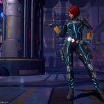 Marvel Vs Capcom Infinite Black Widow Screen 1