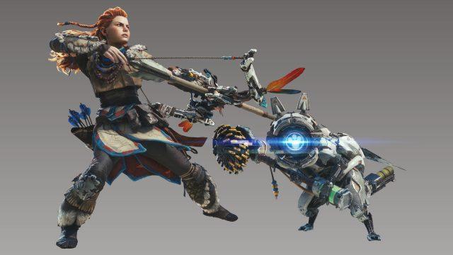 Monster Hunter World Horizon Zero Dawn Collaboration