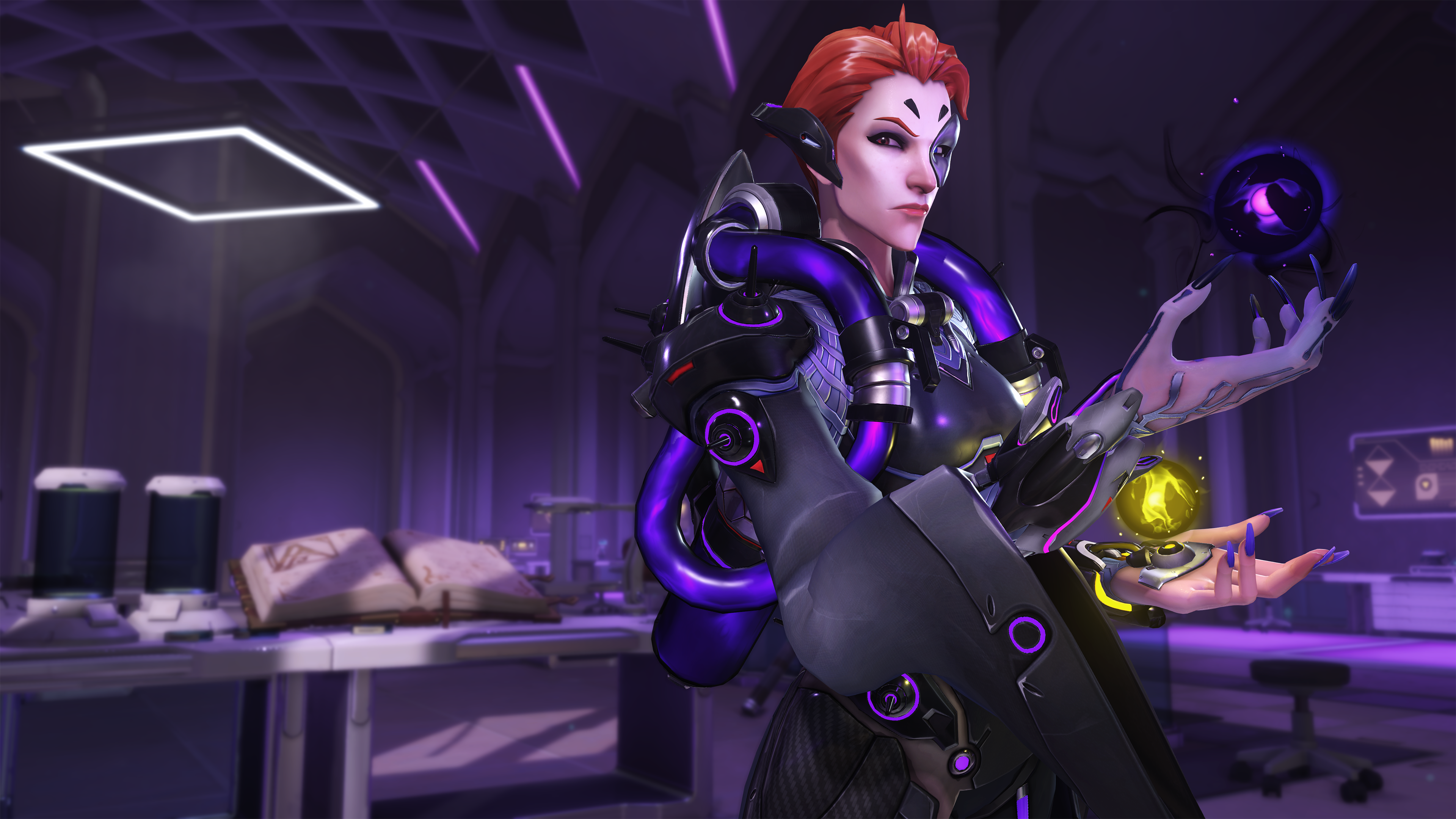 Overwatch Moira Screen 15