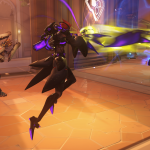 Overwatch Moira Screen 5