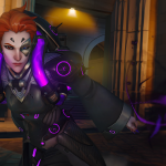 Overwatch Moira Screen 6