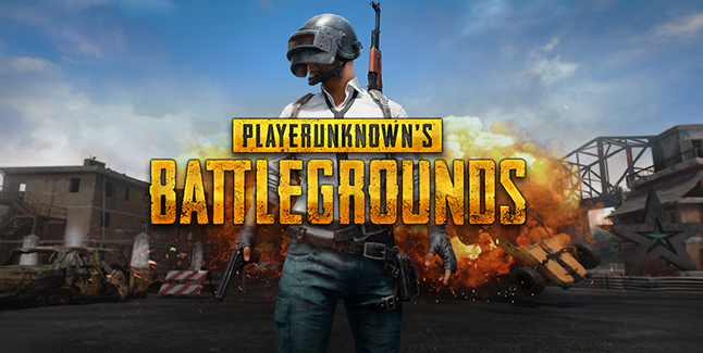 PlayerUnknown's Battlegrounds Banner