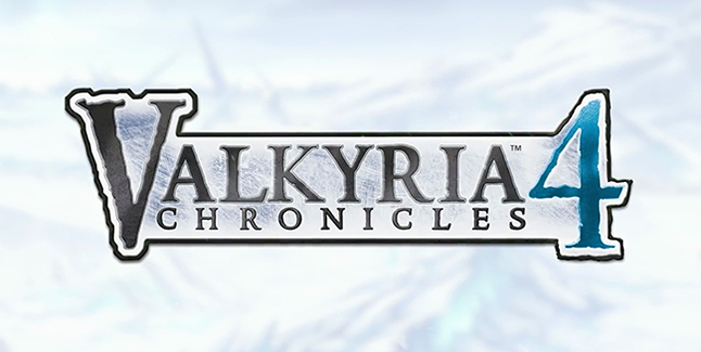 Valkyria Chronicles 4 Logo