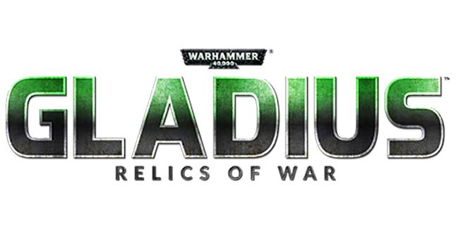 Warhammer 40000 Gladius Relics of War Logo