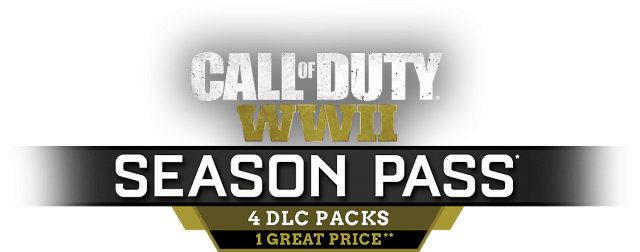 Call of Duty WW2 Season Pass logo