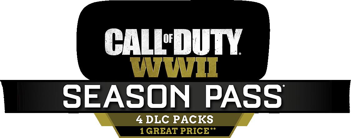 Call of Duty WW2 Season Pass logo