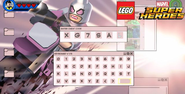 Lego Marvel Superheroes 2 Cheats