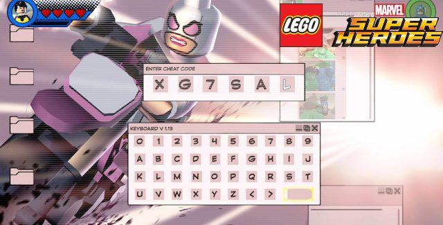 Marvel Superheroes 2 Cheats