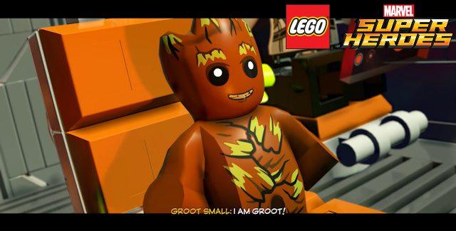 Lego Marvel Superheroes 2 Easter Eggs