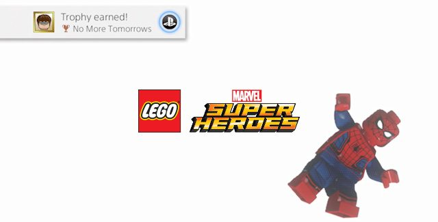 Lego Marvel Superheroes 2 Trophies Guide