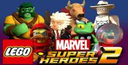 Lego Marvel Superheroes 2 Unlockable Characters