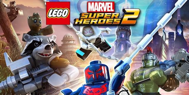Lego Marvel Superheroes 2 Walkthrough