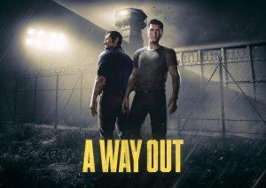 A Way Out Key Art