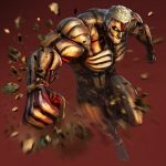 Attack on Titan 2 Armored Titan Render