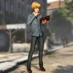 Attack on Titan 2 Render Armin
