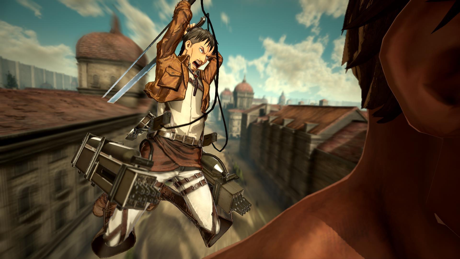 Attack on Titan 2 Screen 11
