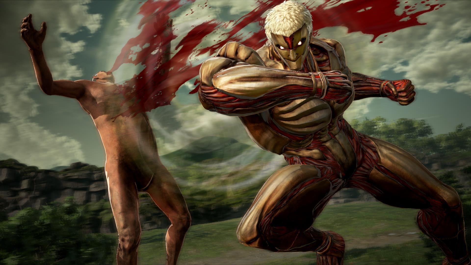 Attack on Titan 2 Screen 2