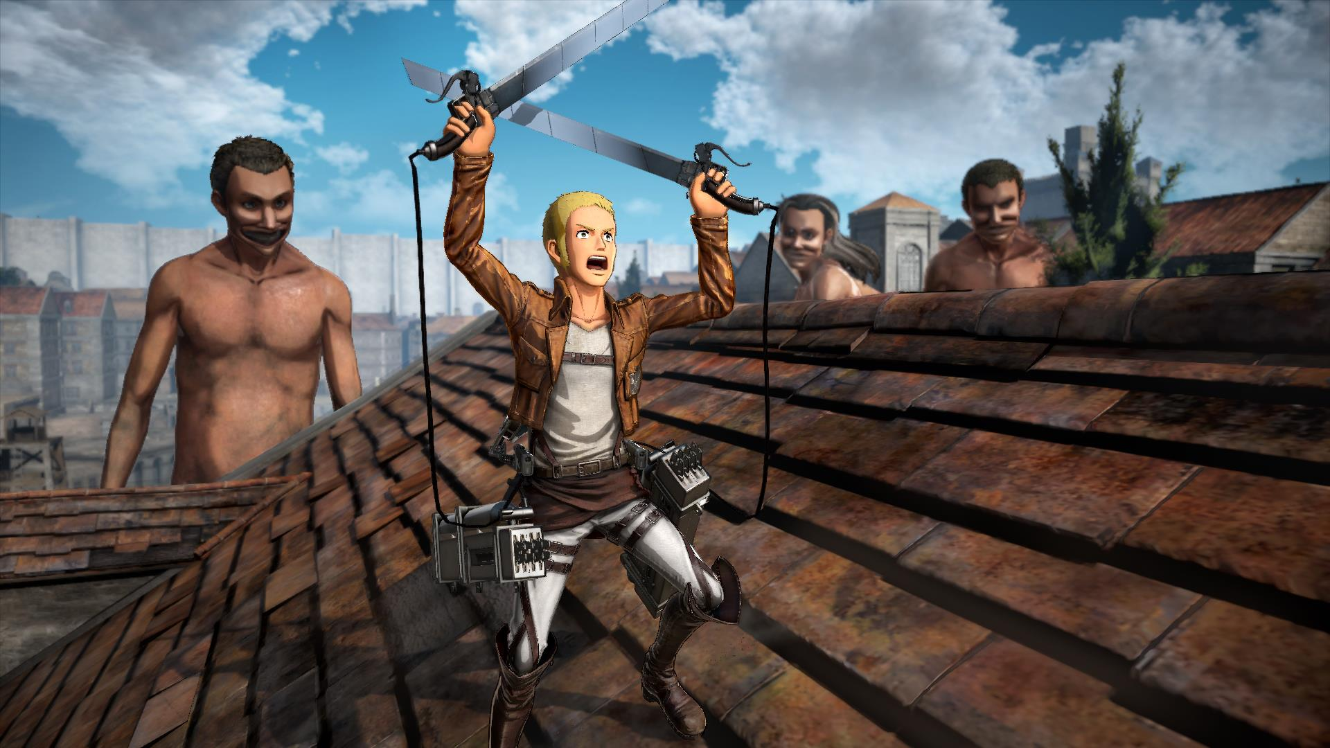 Attack on Titan 2 Screen 4