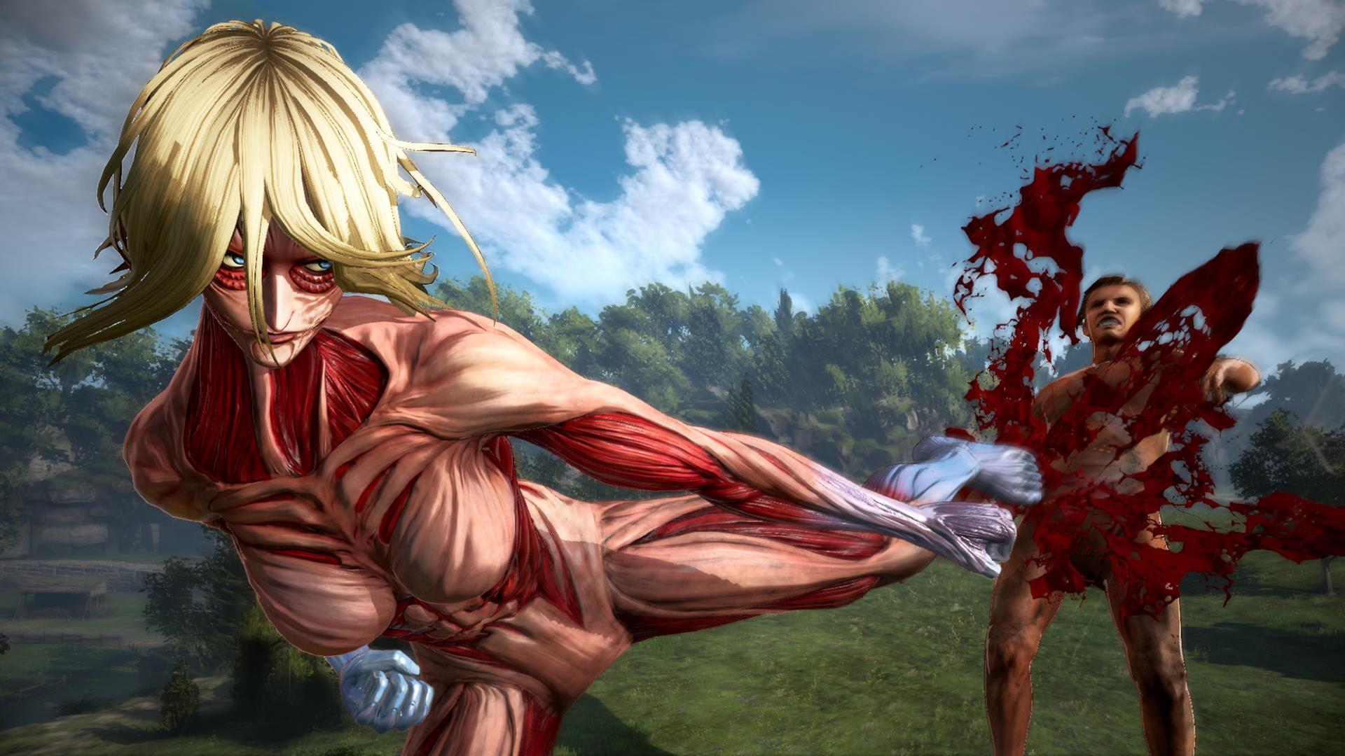 Attack on Titan 2 Screen 6
