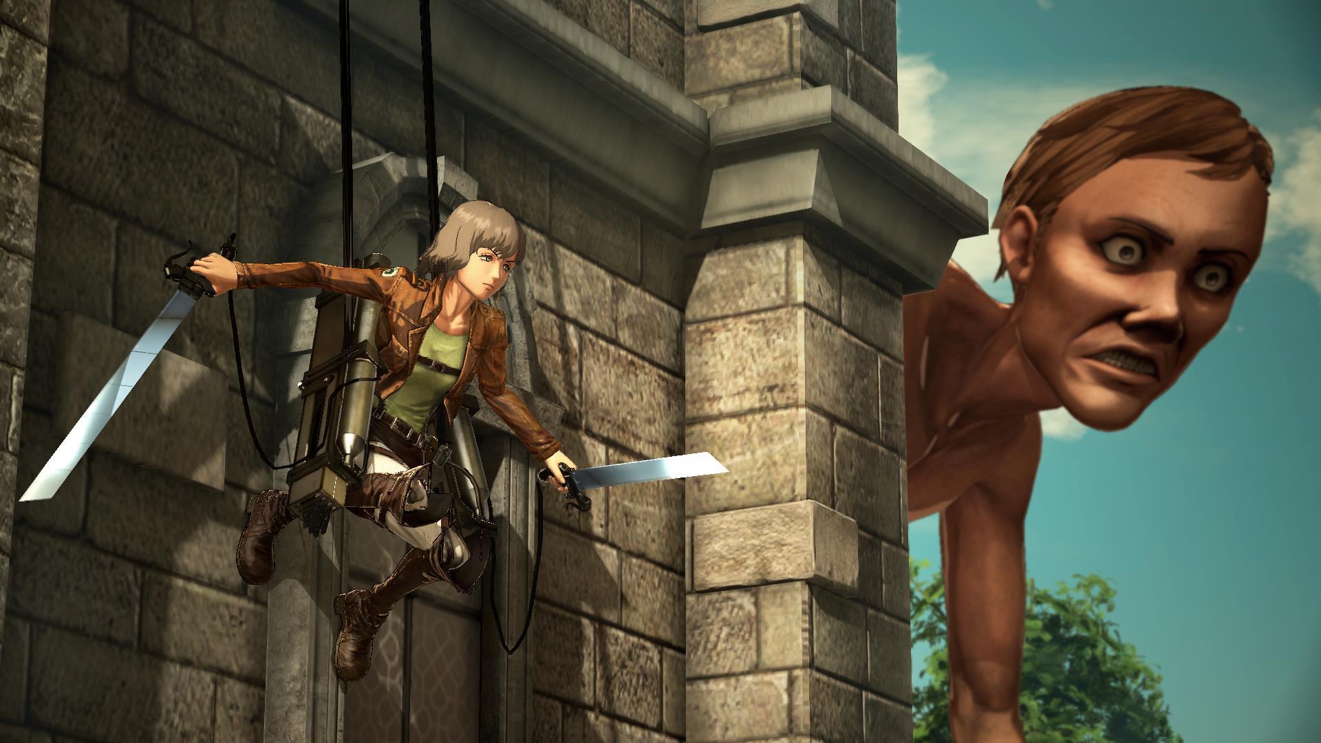 Attack on Titan 2 Screen 7