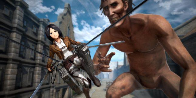 Attack on Titan 2 Screen 9