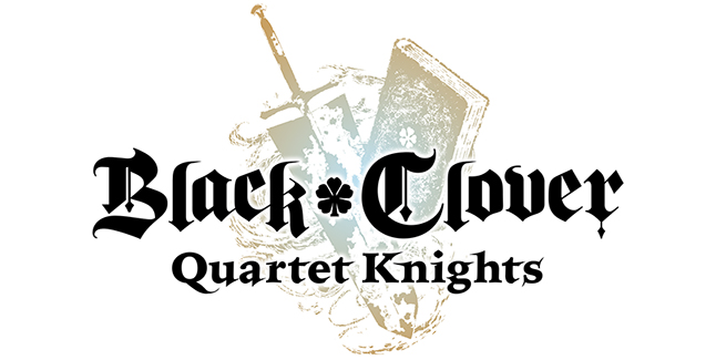 Black Clover Quartet Knights Logo