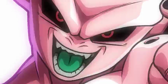 Dragon Ball FighterZ Kid Buu Banner
