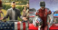 Far Cry 5 and The Crew 2 Banner