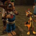 Jak II on PS4 Screen 2
