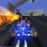 Jak X Combat Racing on PS4 Screen