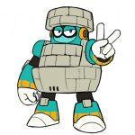 Mega Man 11 Character Concept Art 3