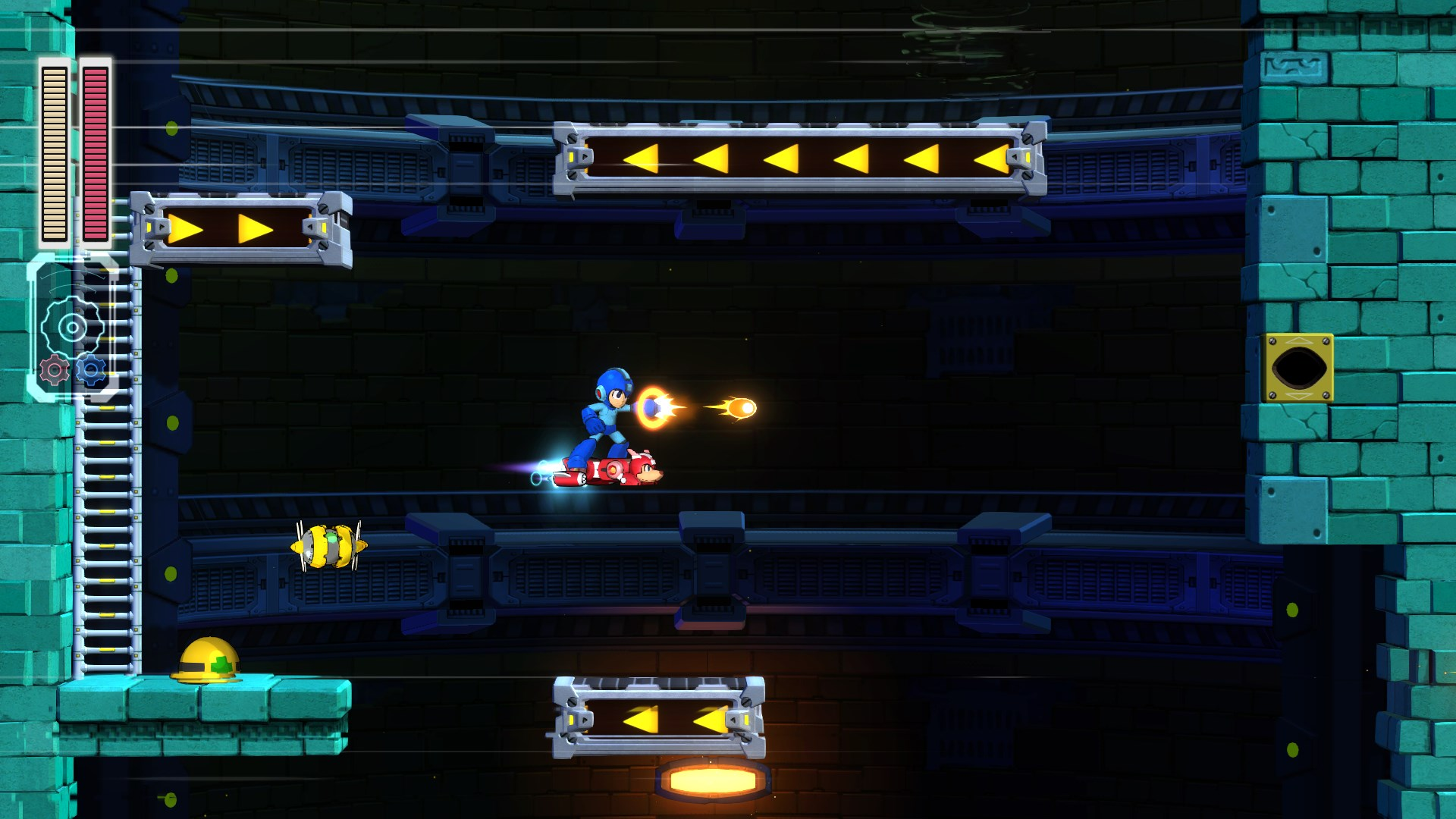 Mega Man 11 Screen 6