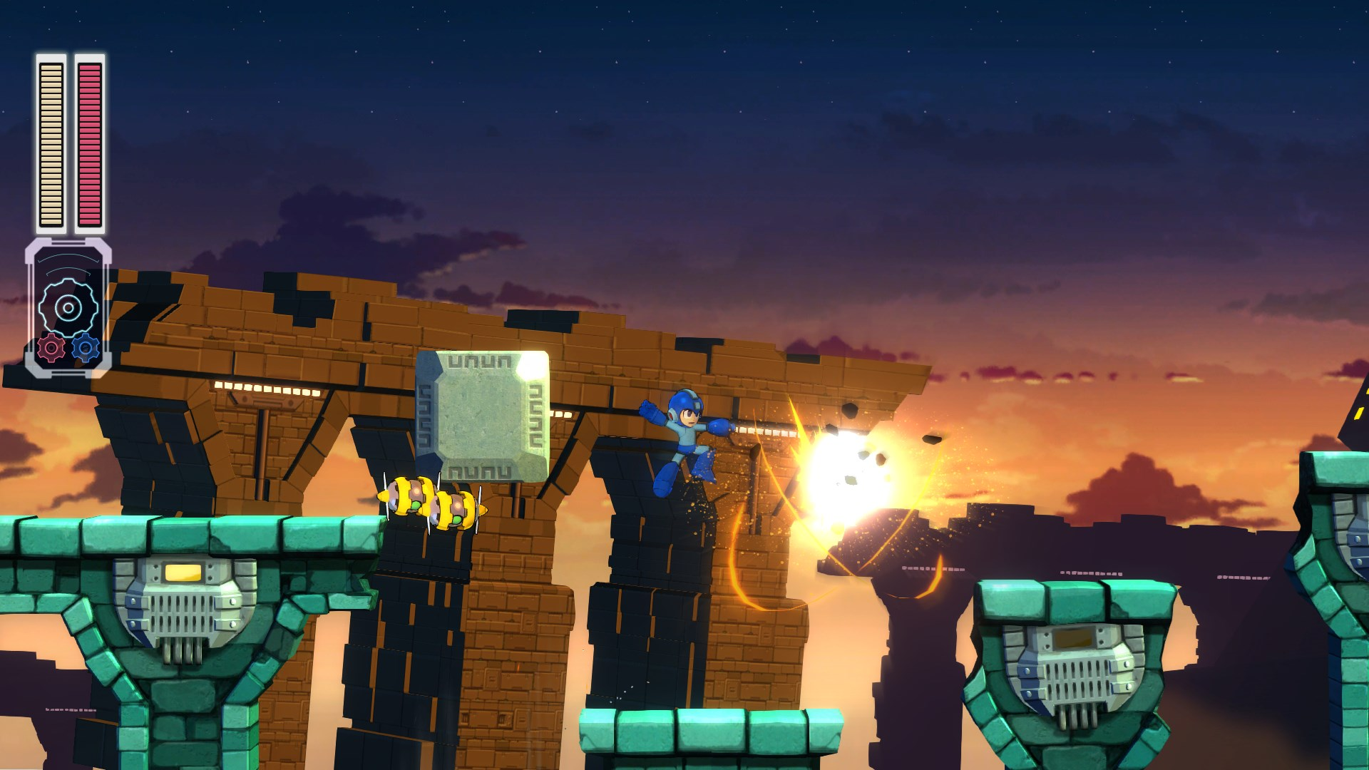 Mega Man 11 Screen 7
