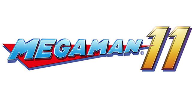 Mega Man11 Logo